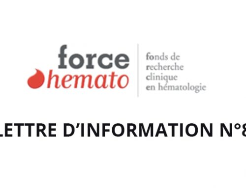 Lettre d'Information de Force Hémato