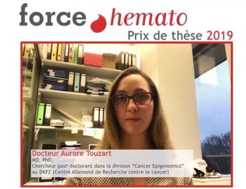 Interview du Docteur Aurore Touzart