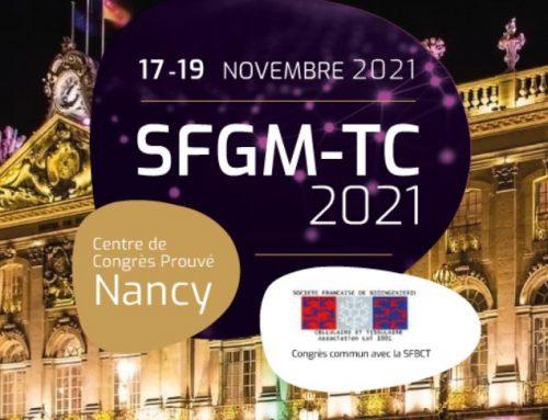 20ème congrès de la SFGM-TC